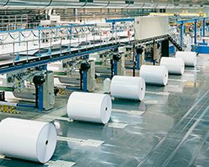 Очистные сооружения для производств бумаги