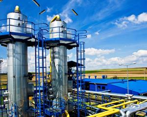 Отрасль добычи газа - очистка воды